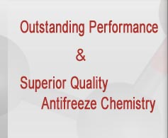 Outstanding Performance and Superior Quality Antifreeze Chemistry Since 2003